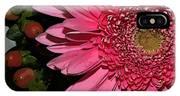 Wildly Pink Mum IPhone Case