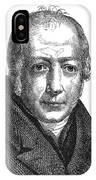 Wilhelm Von Humboldt IPhone Case