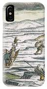 Willem Barents (c1550-1597) IPhone Case