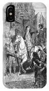 William IIi Of England IPhone Case