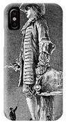William Penn Statue, 19th Century IPhone Case