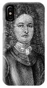 William Rhett (died C1716) IPhone Case