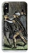 William Tyndale IPhone Case