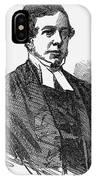 William Webb Ellis IPhone Case