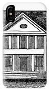 Williamsburg: Capitol IPhone Case