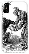 Wilson Cartoon, 1915 IPhone Case