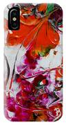 Wilted Flowers IPhone Case