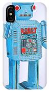 Wind-up Robot IPhone Case