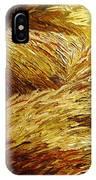 Windblown Grass IPhone Case