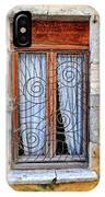 Window Provence France IPhone Case