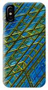 Windows And Reflections No.1058 IPhone Case