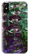 Wine Goblets IPhone Case