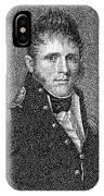 Winfield Scott (1786-1866) IPhone Case
