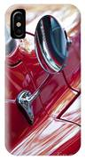 Wing Mirror IPhone Case