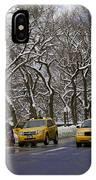 Winter - 2011 IPhone Case