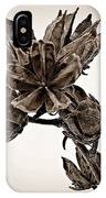 Winter Dormant Rose Of Sharon - S IPhone Case