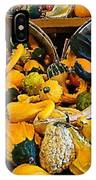 Winter Gourds  IPhone Case