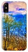 Winter Reflection IPhone Case