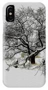 Winter Sentinel IPhone Case