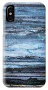 Winter Storms And Moonlight No1 IPhone X Case