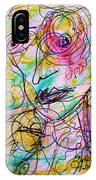 Wired For Joy IPhone Case