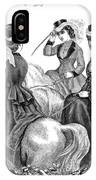Womens Fashion, 1870 IPhone Case