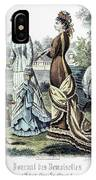 Womens Fashion, 1877 IPhone Case