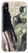 Womens Fashion, C1850 IPhone Case