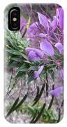 Wonder Flower IPhone Case
