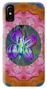 Wonderful Rose Petal Art IPhone Case