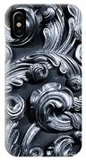 Wood Carving Patterns IPhone Case