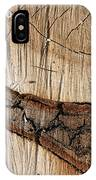 Wood Design IPhone Case