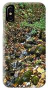 Wooded Creek IPhone Case