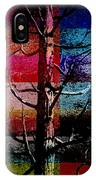 Woodpecker Home IPhone Case