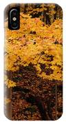Woods Of Yellow IPhone Case