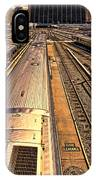 Workin' On The Railroad IPhone Case