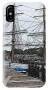 Working Dock IPhone Case