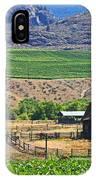 Working Farm IPhone Case