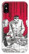 World War II: Cartoon IPhone Case