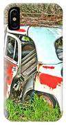 Wreck Of Rust IPhone Case