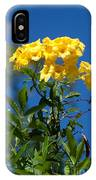 Yellow Beauty IPhone Case