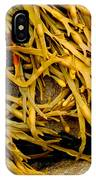 Yellow Kelp IPhone Case