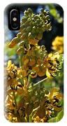 Yellow Senna IPhone Case