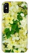 Yellow Shower Tree - 1 IPhone Case