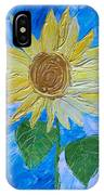 Yellow Sunshine IPhone Case
