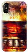 Yellowstone Hell (billirubin Remix) IPhone Case