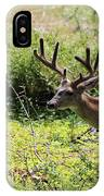 Yosemite Mule Dear IPhone Case