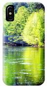 Yosemite's Merced River IPhone Case