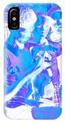 Young Men With A Dog IPhone Case