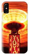 Yoyo IPhone Case
